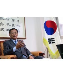 """유준용 경기북부변회 회장 """"대형로펌 쏠림현상 개선 시급"""""""