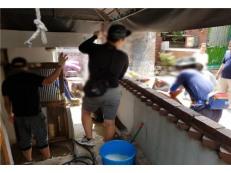 인천준법지원센터, 남동구 지역 폭우피해 복구 지원