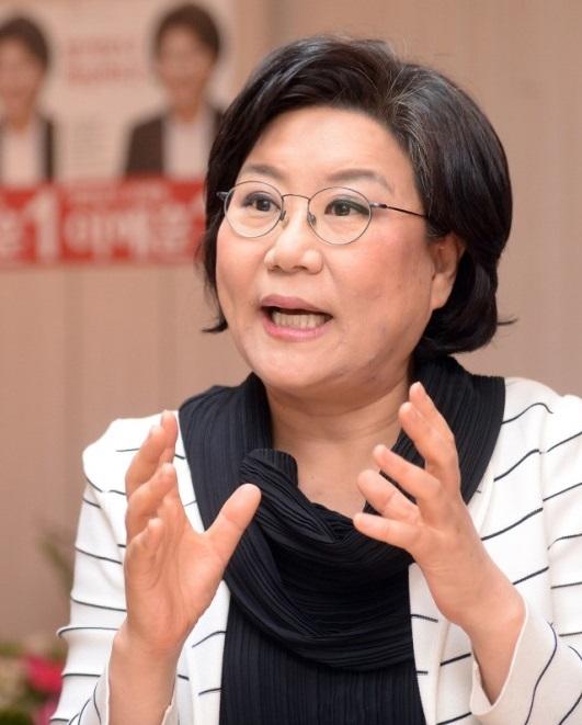 바른정당 이혜훈 의원