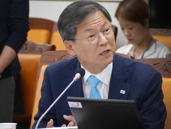 법무부장관을 역임한 천정배 국민의당 의원