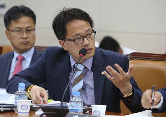 변호사 출신 박주민 더불어민주당 의원