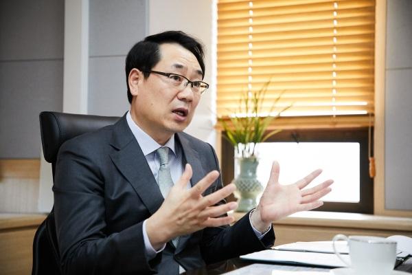 김학성 교정본부장
