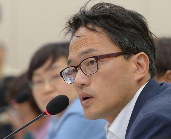 국회 법사위원 박주민 더불어민주당 의원