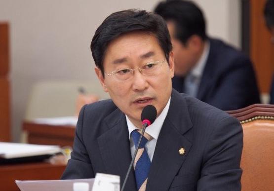 판사 출신 박범계 더불어민주당 의원