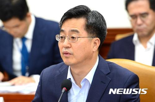 김동연 경제부총리 겸 기획재정부 장관(사진=뉴시스)