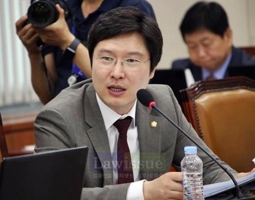 김해영 국회의원.