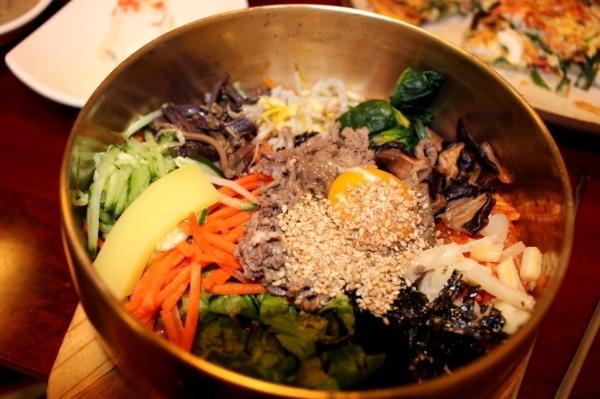 (사진) 전주 한옥마을의 활성화와 더불어 더욱 각광을 받고 있는 전주비빔밥