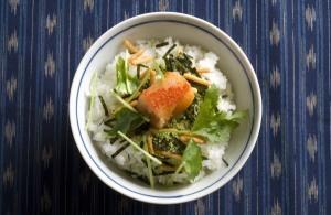 [오늘의레시피]'아보카도·명란 비빔밥'